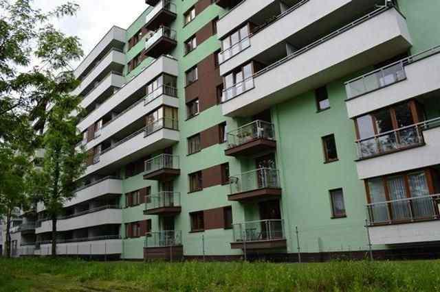 Budrem, komercyjne, mieszkania na sprzedaż, Kraków, Grzegórzki, ul. Cystersów - KRN.pl