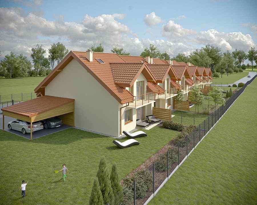 Osiedle Klonowe 11, mieszkania na sprzedaż, Wieliczka, ul. Zbożowa - KRN.pl