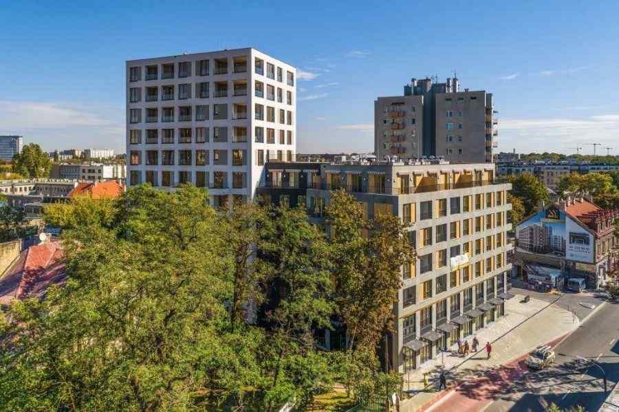 NY Residence, Kraków, Krowodrza, ul. Wrocławska - KRN.pl