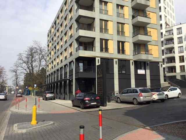 mieszkania na sprzedaż , NY Residence, Kraków, Krowodrza, ul. Wrocławska - KRN.pl