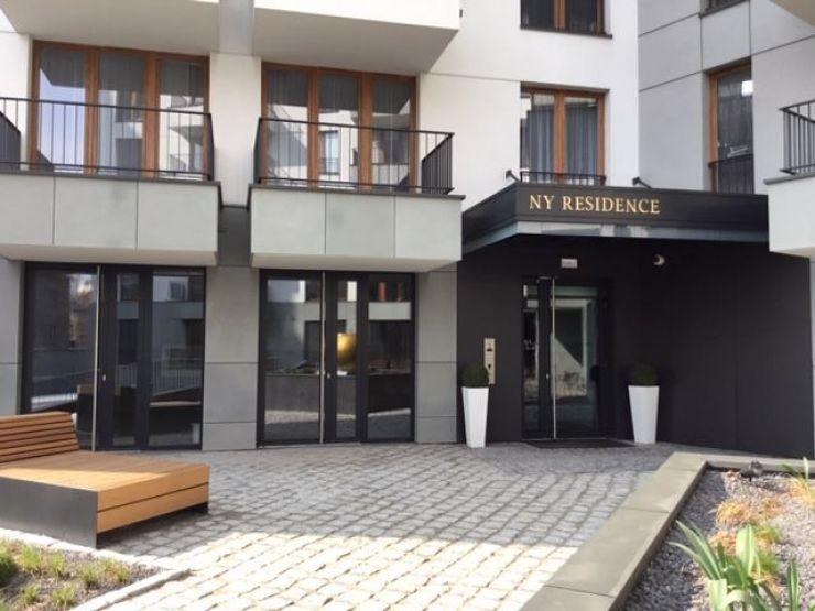 Terra Casa S.A., NY Residence, Kraków, Krowodrza, ul. Wrocławska - KRN.pl