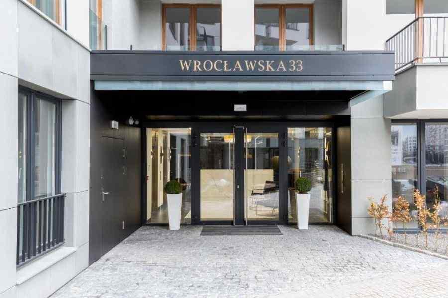 Kraków, Krowodrza, ul. Wrocławska, mieszkania na sprzedaż, NY Residence - KRN.pl