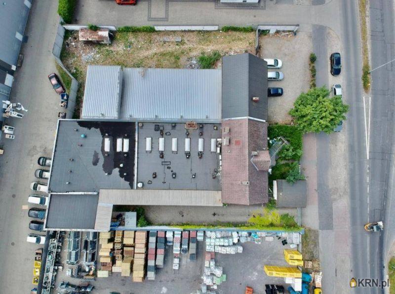 Lokal użytkowy Wrocław 965.00m2, hale i magazyny na sprzedaż
