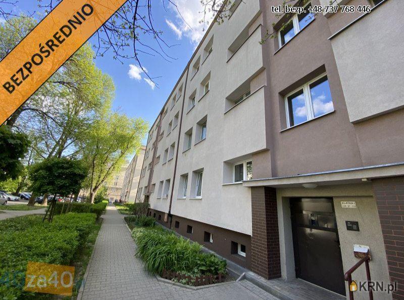 Mieszkanie Warszawa 44.10m2, mieszkanie na sprzedaż
