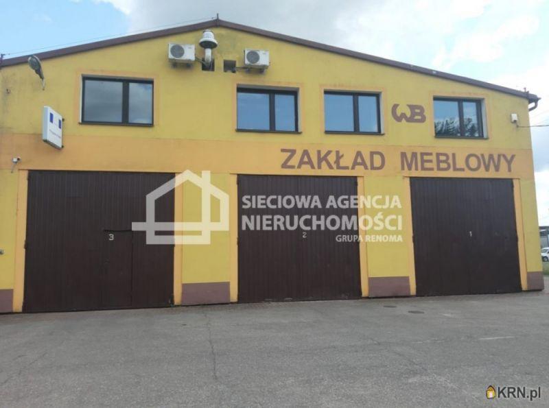 Lokal użytkowy Kościerzyna 8 500.00m2, hale i magazyny na sprzedaż