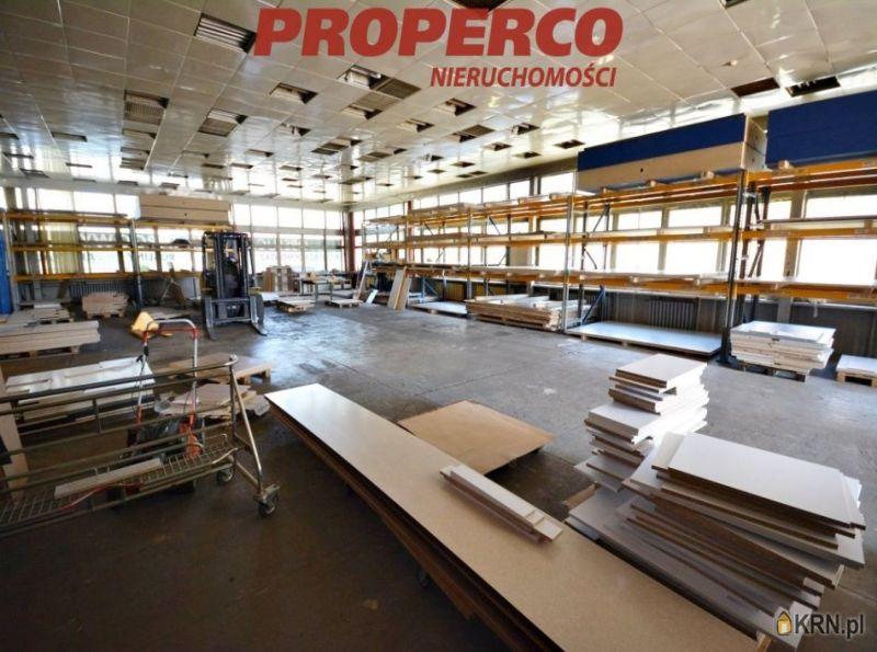 Lokal użytkowy Kielce 753.60m2, hale i magazyny do wynajęcia