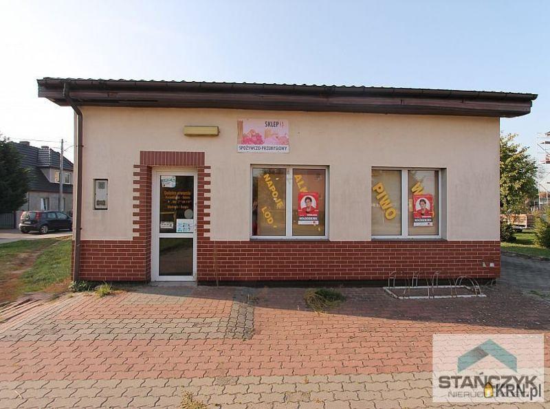 Lokal użytkowy Przybiernów 59.00m2, lokal użytkowy na sprzedaż