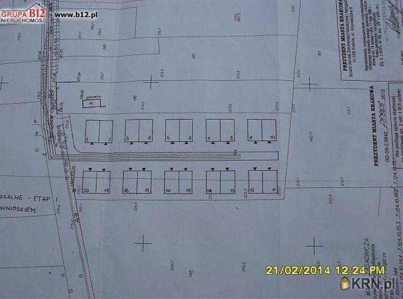 Działka Kraków 7 230.00m2, działka na sprzedaż
