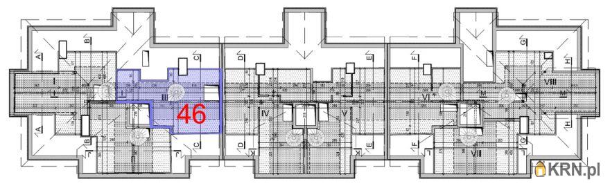 Mieszkanie Bochnia 49.00m2, mieszkanie na sprzedaż