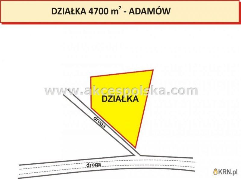 Działka Wola Pieczyska 4 700.00m2, działka na sprzedaż
