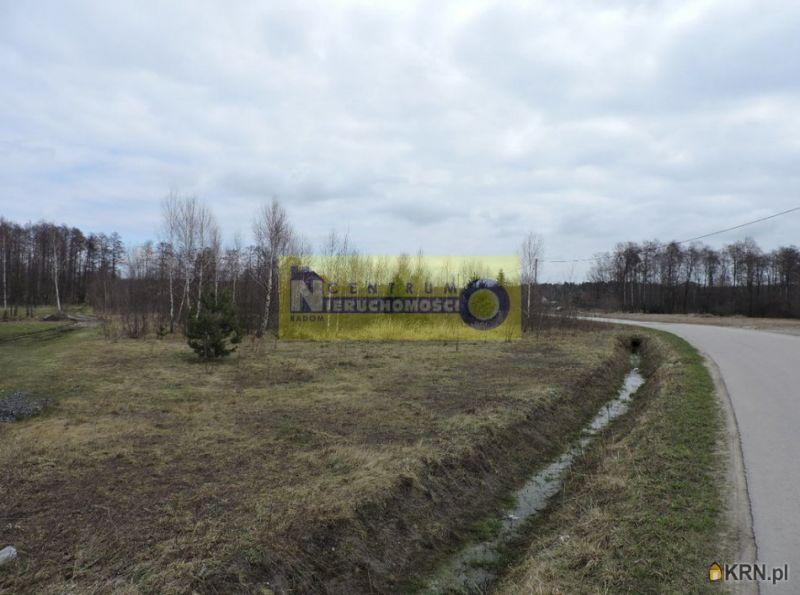 Działka Huta Mazowszańska 1 907.00m2, działka na sprzedaż