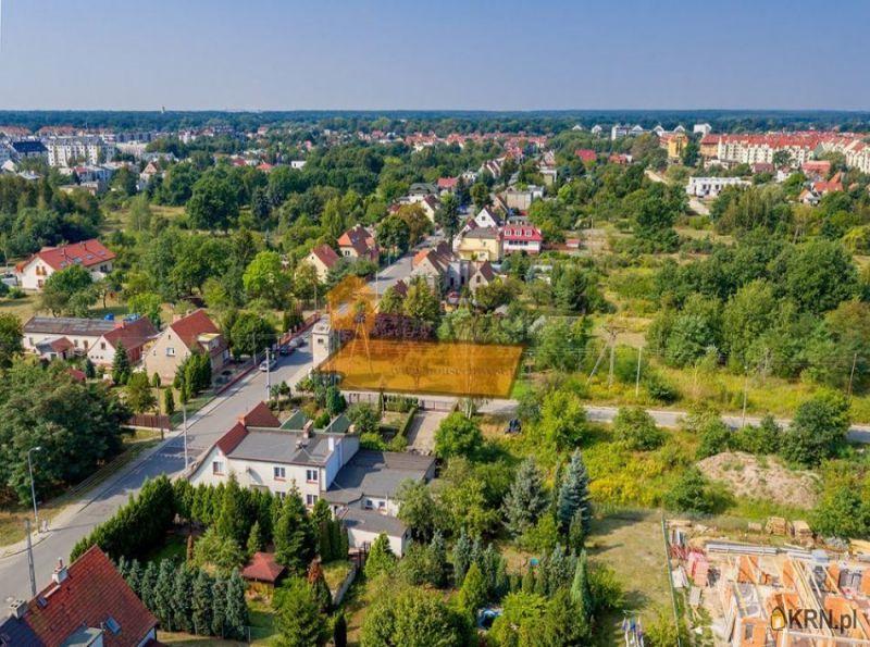 Działka Wrocław 961.00m2, działka na sprzedaż