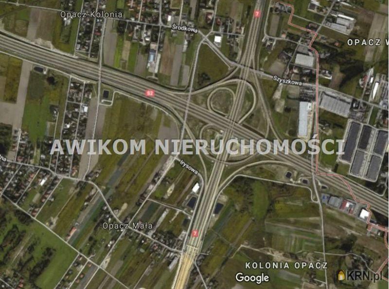 Działka Opacz-Kolonia 1 400.00m2, działka na sprzedaż