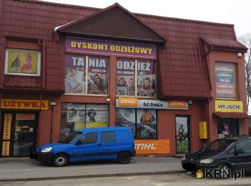 Lokal użytkowy Jasło 133.00m2, lokal użytkowy na sprzedaż