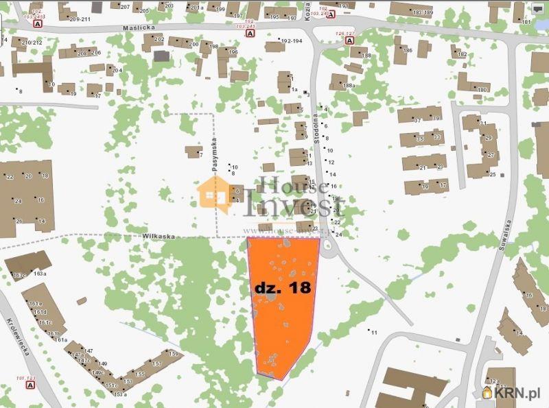 Działka Wrocław 6 662.00m2, działka na sprzedaż